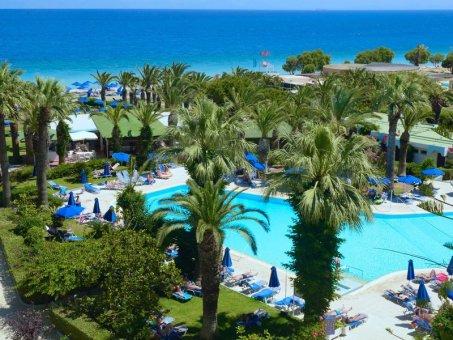 Blue Horizon Beach Resort, 4*, all inclusive