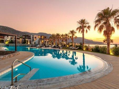 Ikaros Beach Luxury Resort & Spa, 5*, all inclusive